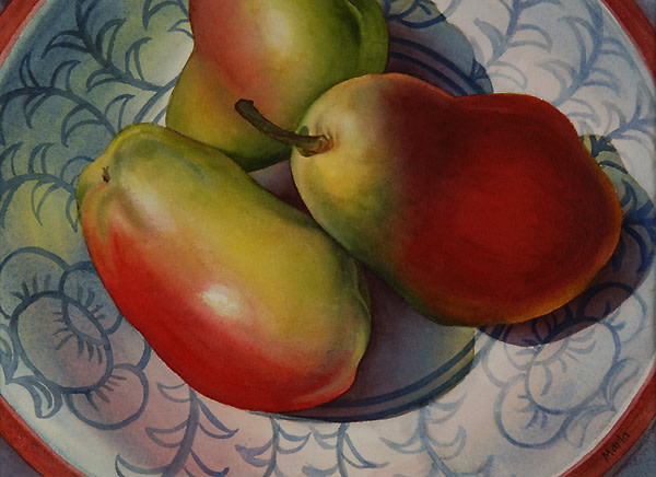 Blushing Beauties by Marla Greenfield