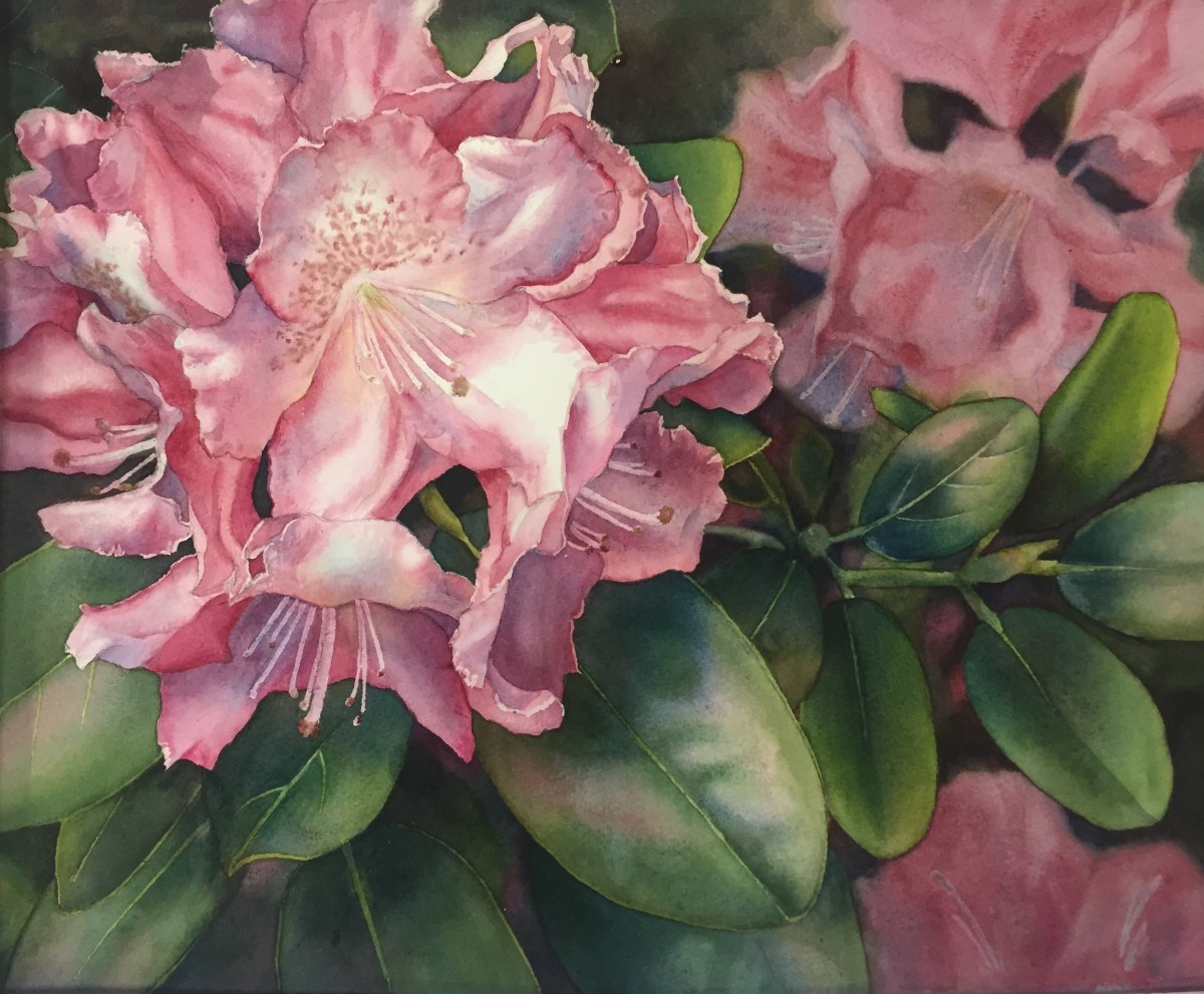 Rhodie IV by Marla Greenfield