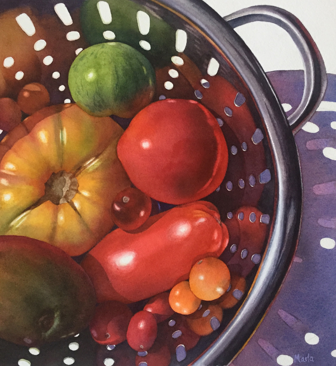 Tomato Tomahto by Marla Greenfield