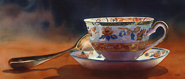 Cup of Calm by Marla Greenfield