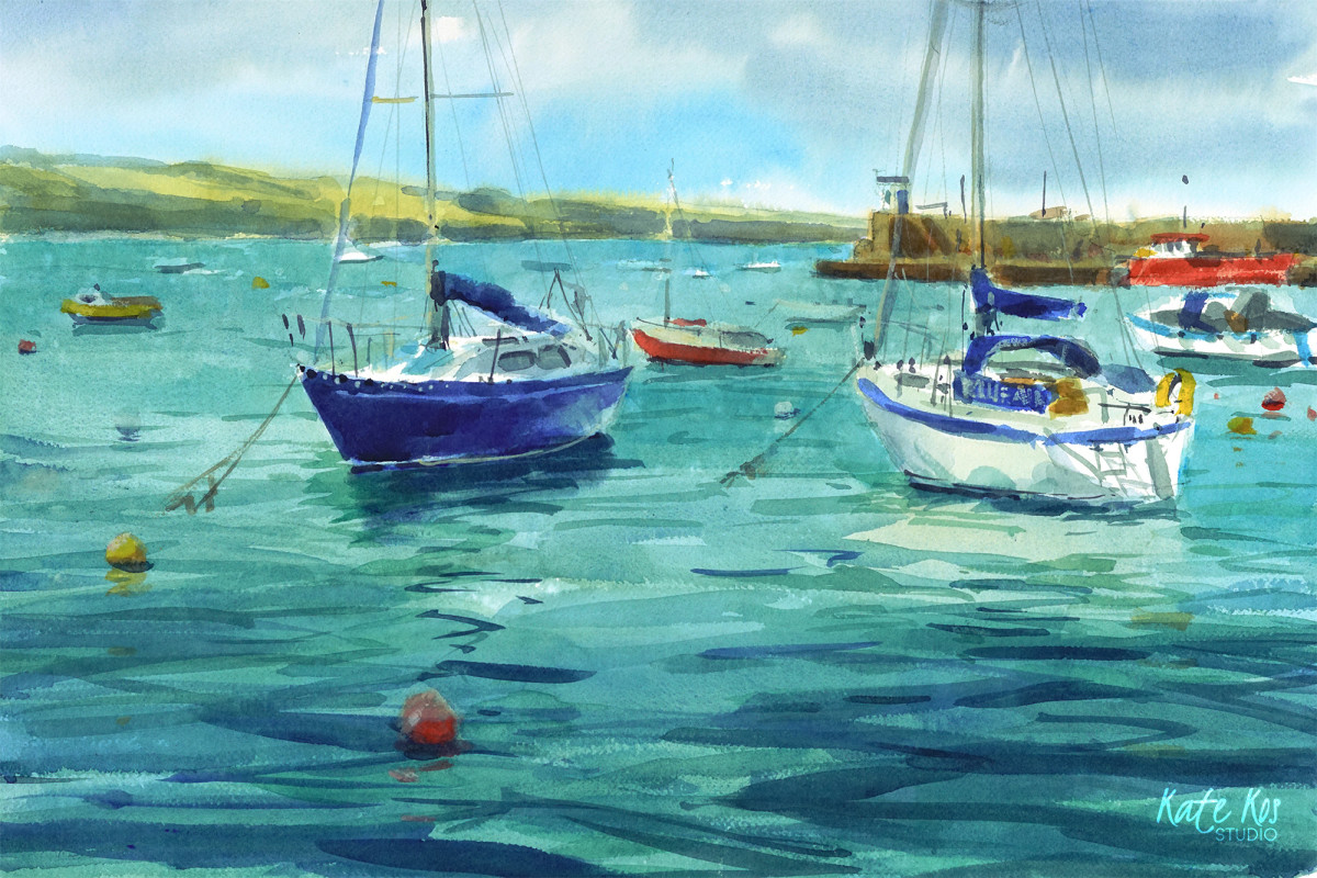 Skerries Boats