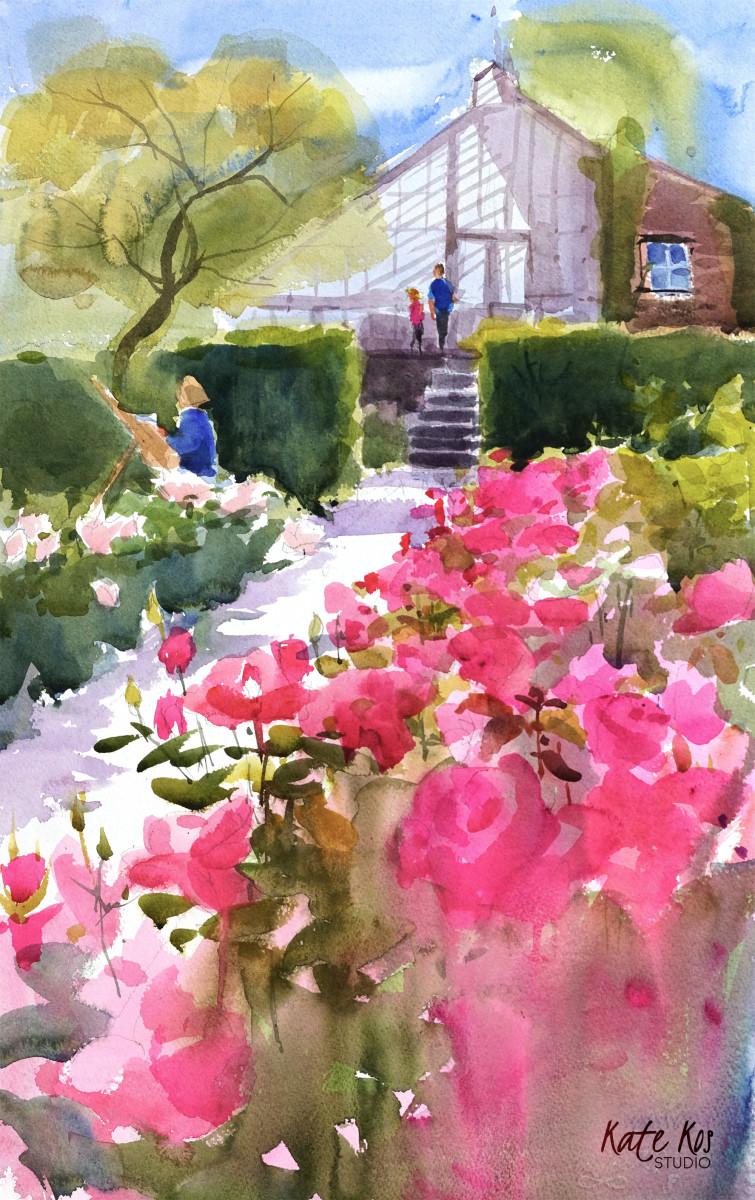 Farmleigh Roses III