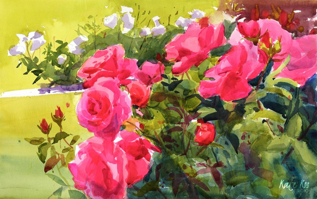 Farmleigh Roses II