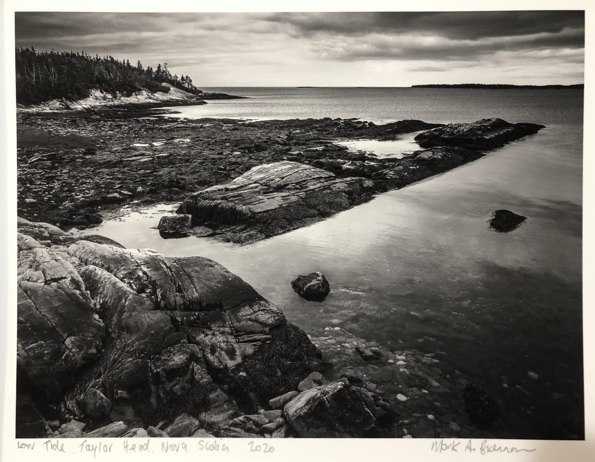 Low Tide, Taylor Head, Nova Scotia