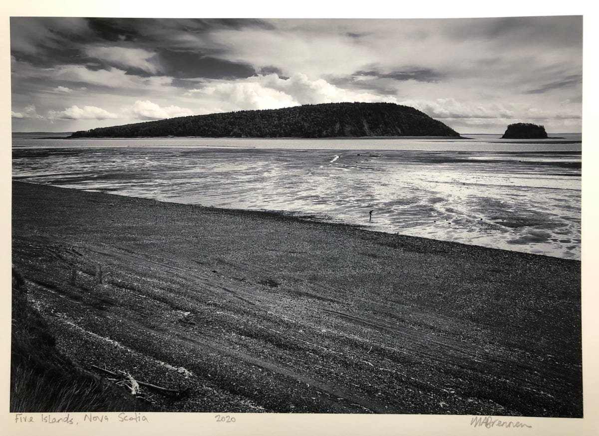 Five Islands, Nova Scotia by Mark Brennan