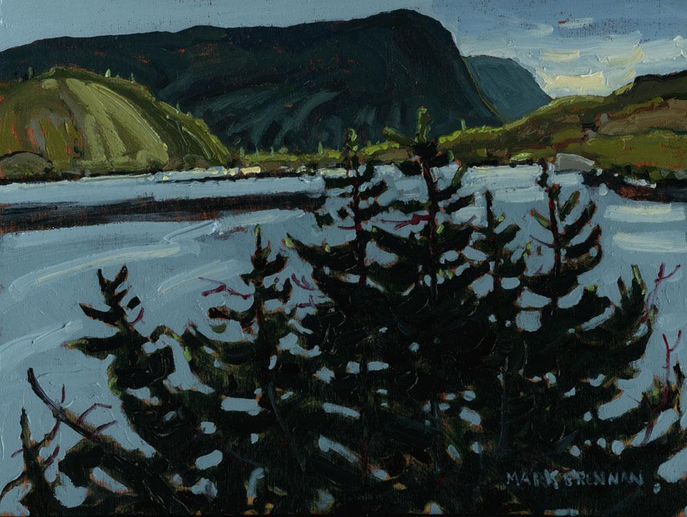 Gros Morne, Back Country, Newfoundland by Mark Brennan