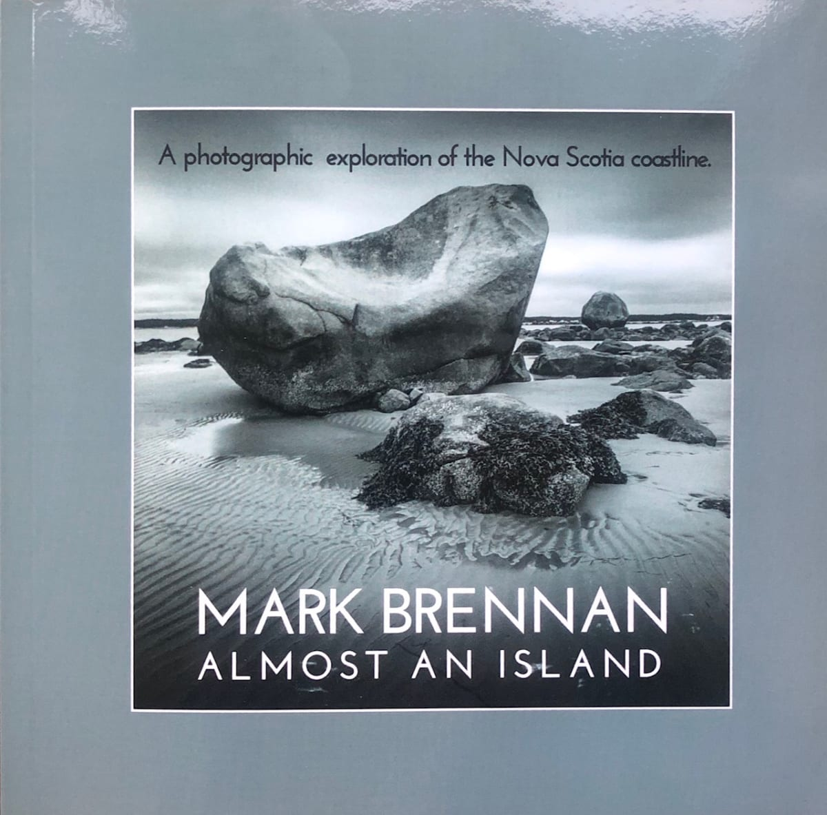 Almost An Island, Soft Cover by Mark Brennan