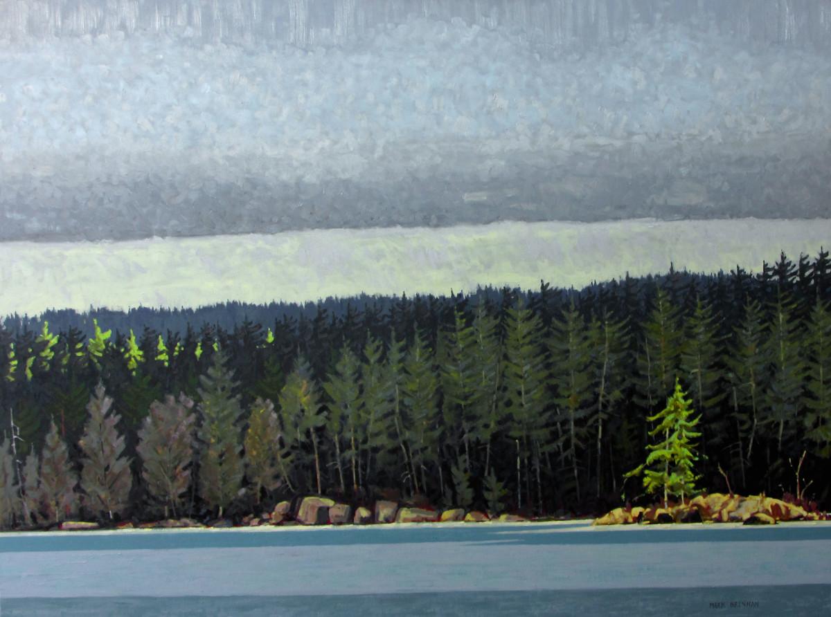 Peskowesk, Kejimkujik National Park, Nova Scotia by Mark Brennan