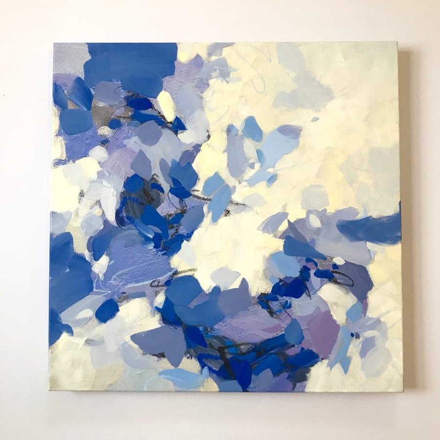 Violet & Sky II by Cameron Schmitz