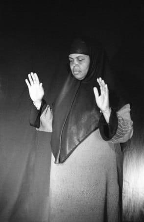As the Veil Turns: Sadiqa #1 of 50 by Nsenga Knight