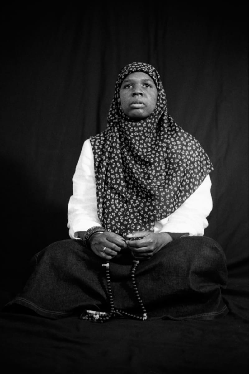 As the Veil Turns: Ashura #2 of 50 by Nsenga Knight