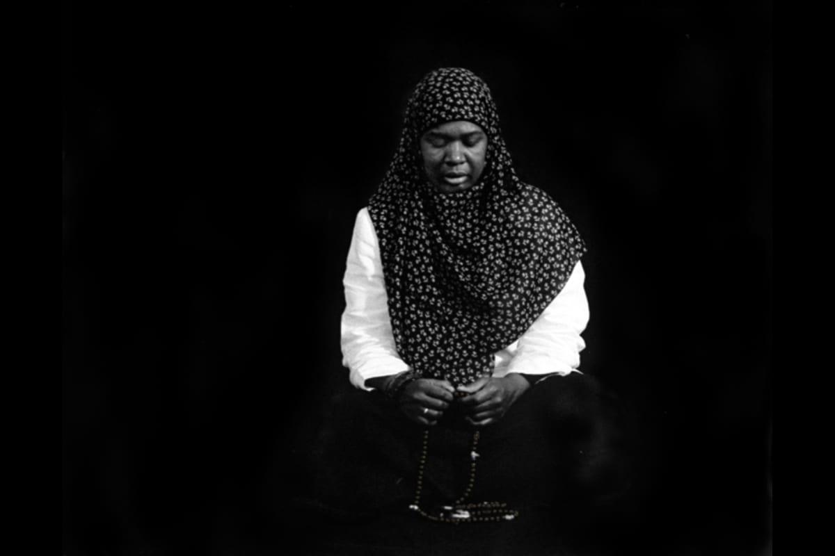 As the Veil Turns: Ashura (inner gaze) #3 of 50 by Nsenga Knight