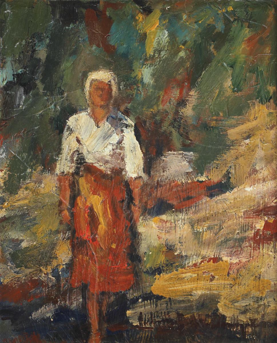 De la fântână by Rudolf Schweitzer-Cumpăna