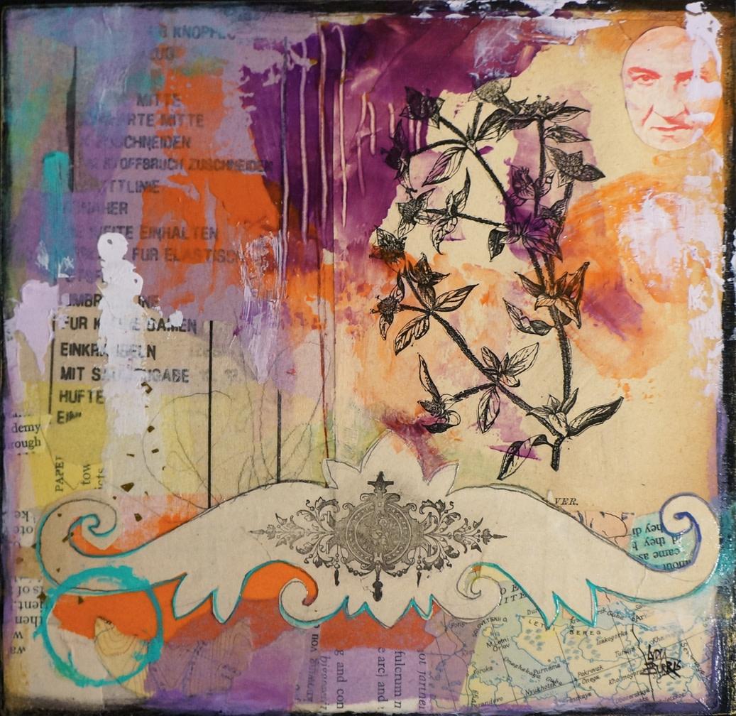 Flight by Lydia Burris