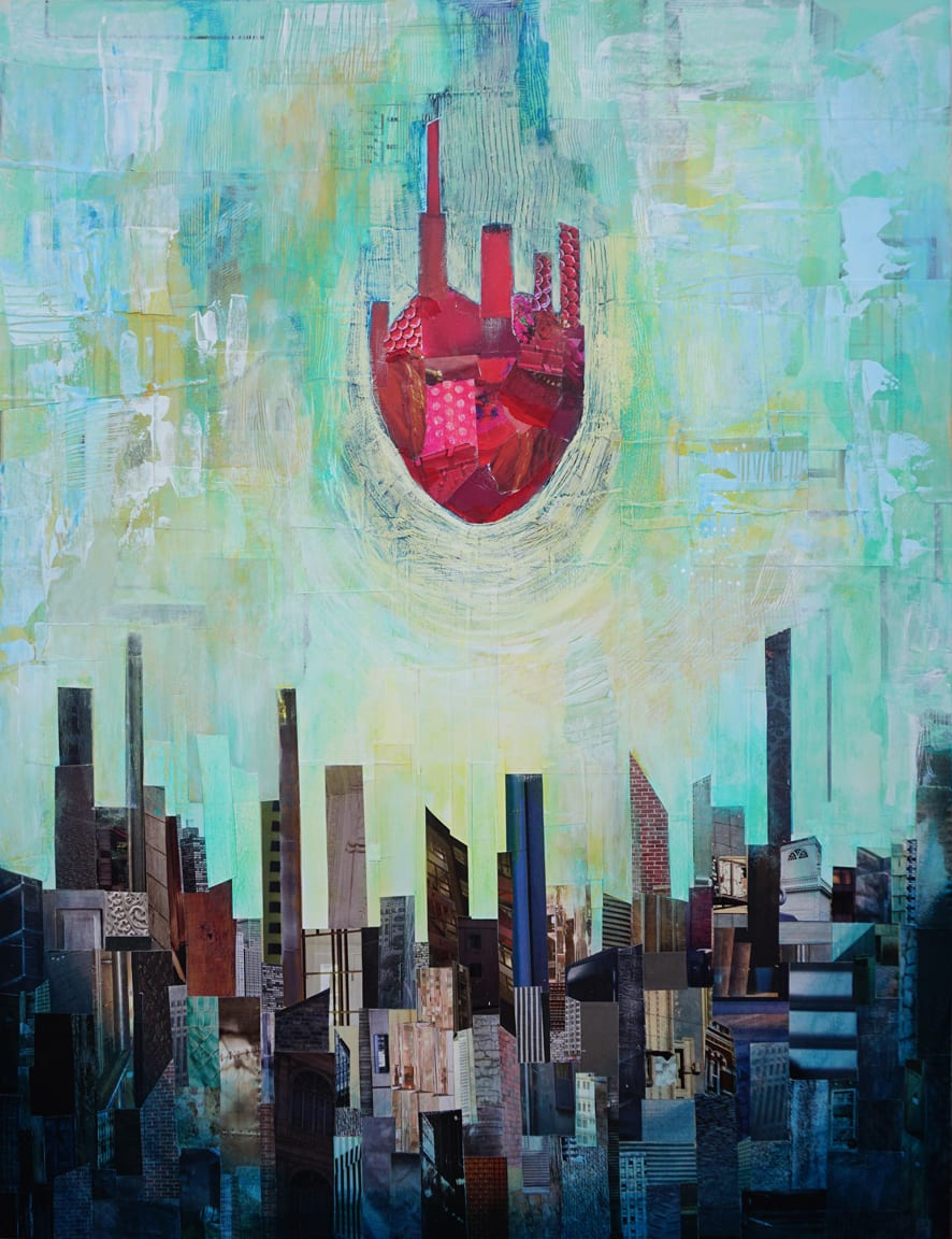 Heart of the City by Lydia Burris
