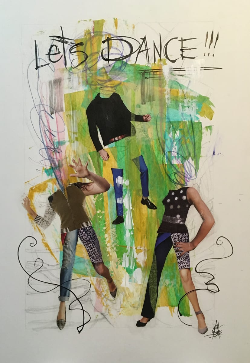 Lets Dance by Lydia Burris