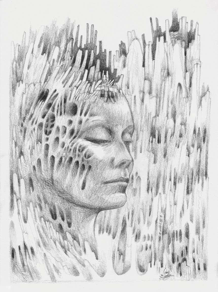 Alternate Mindspace by Lydia Burris