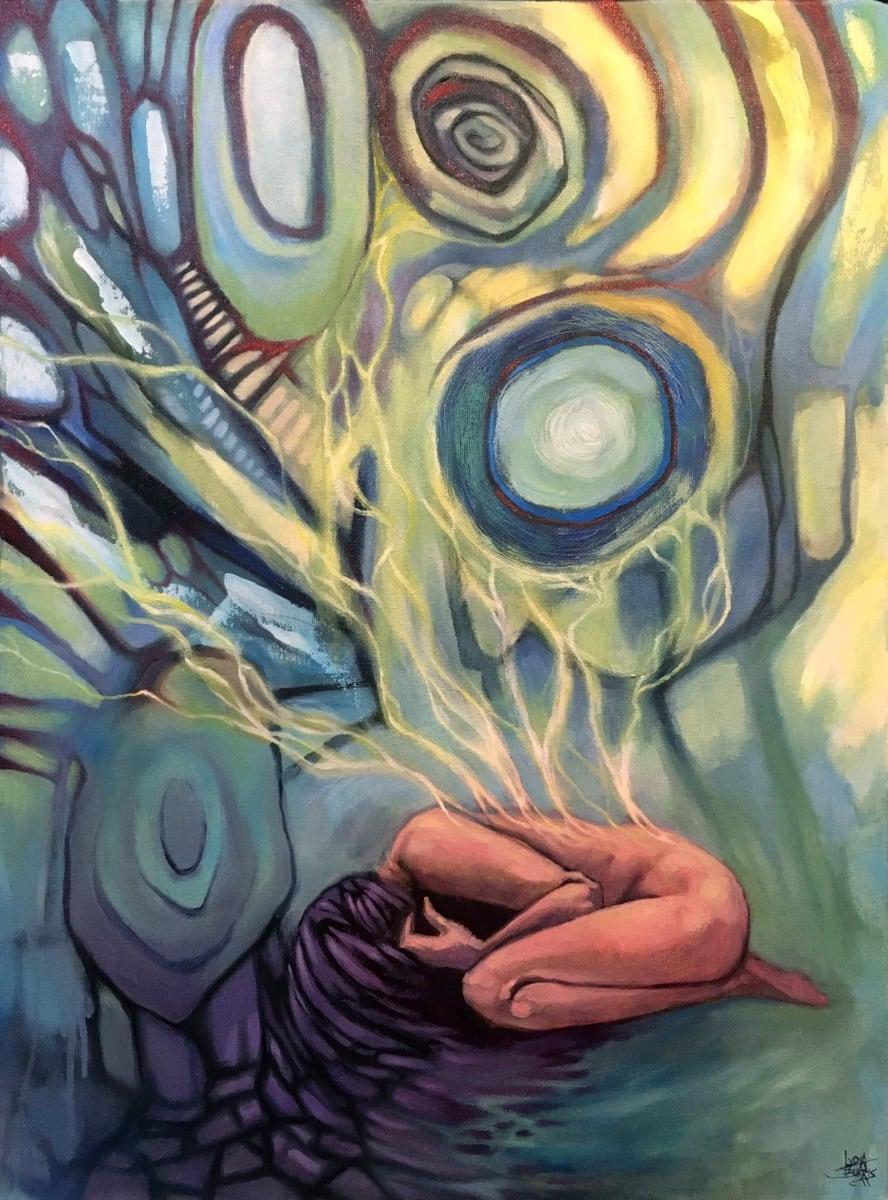Bursting Energy by Lydia Burris