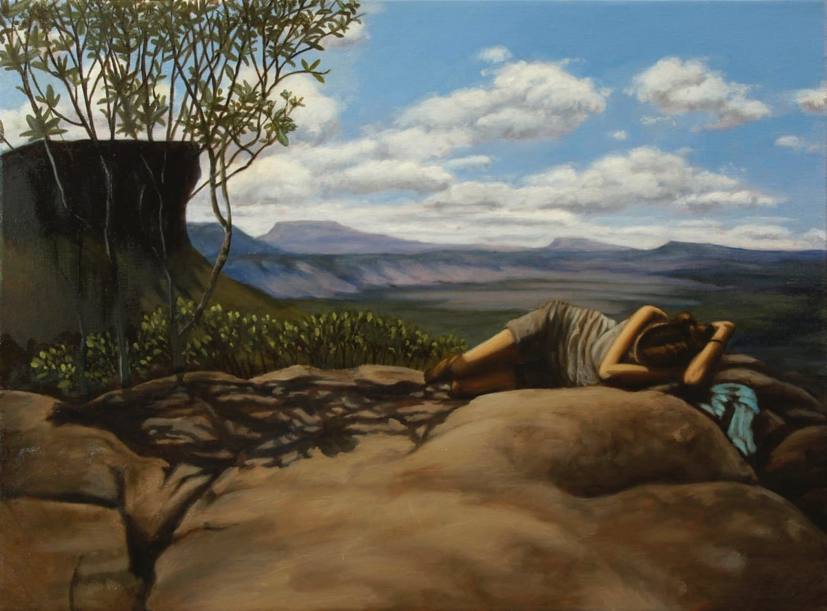 Repose by Ted Brown