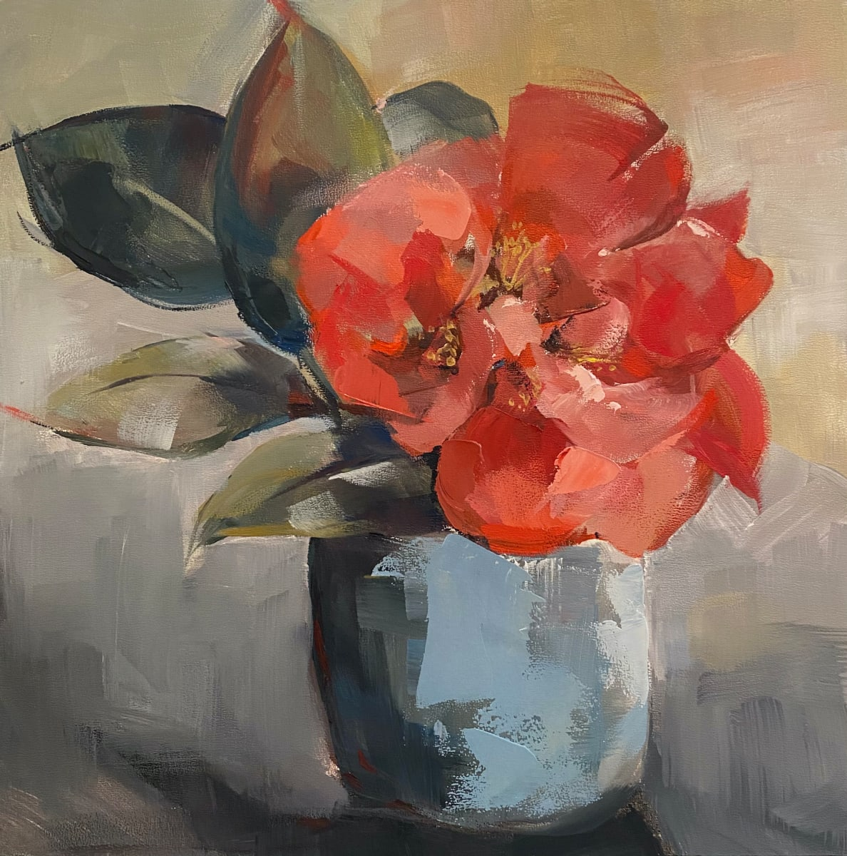 Camellia by Judy McSween