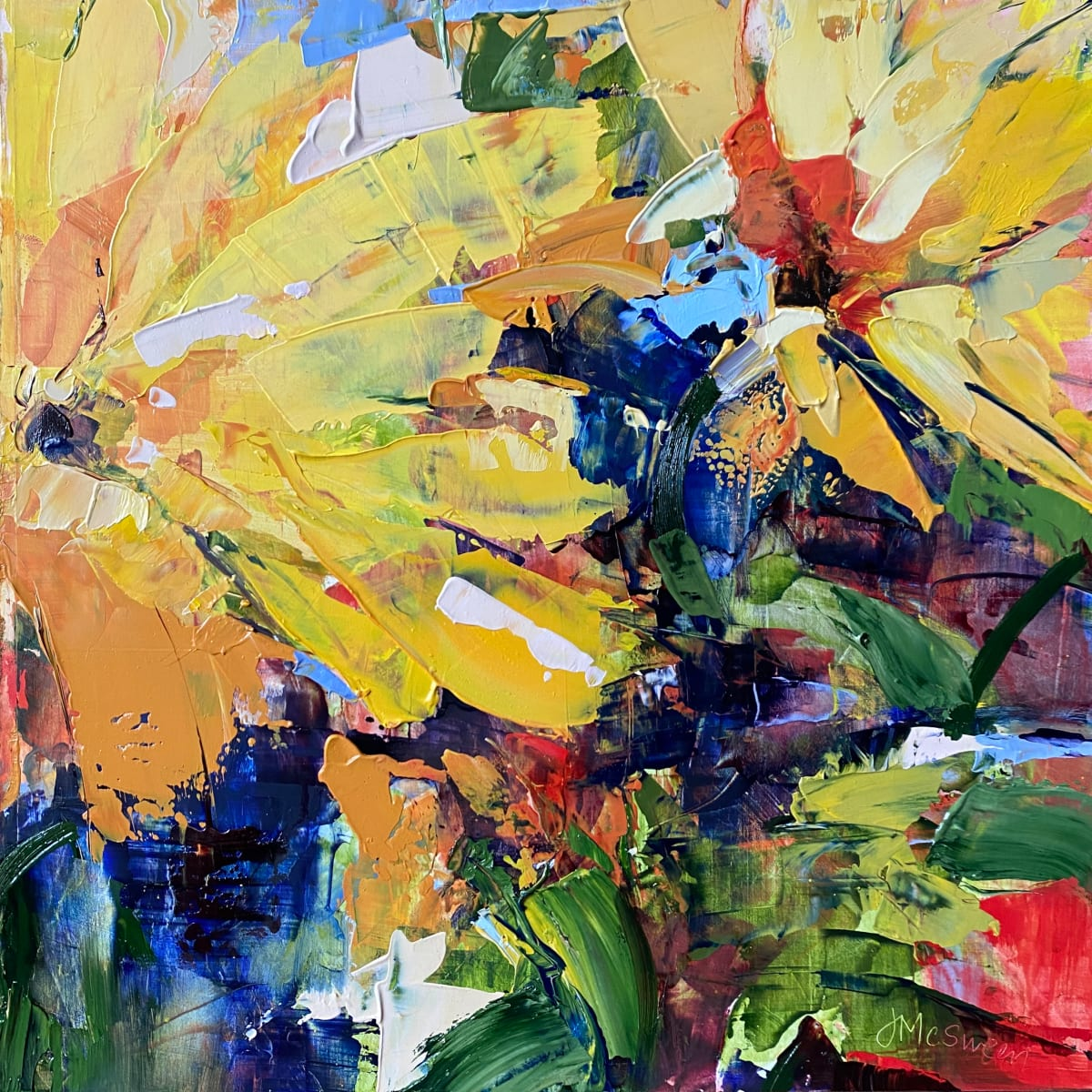 Blaze by Judy McSween