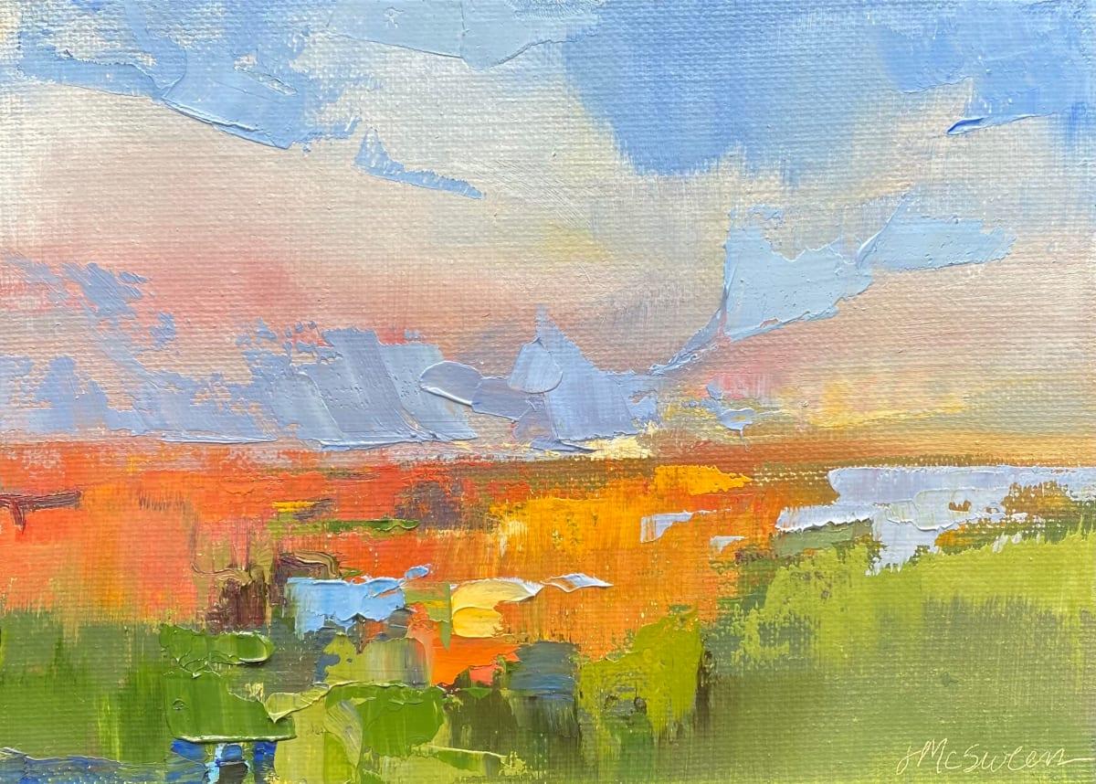 Orange Pop by Judy McSween