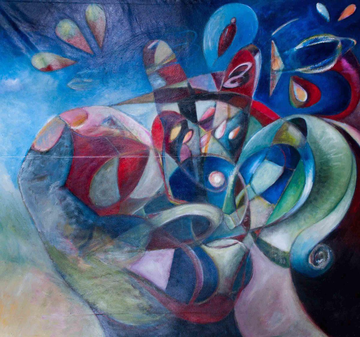 1003 Mudra by Judy Gittelsohn
