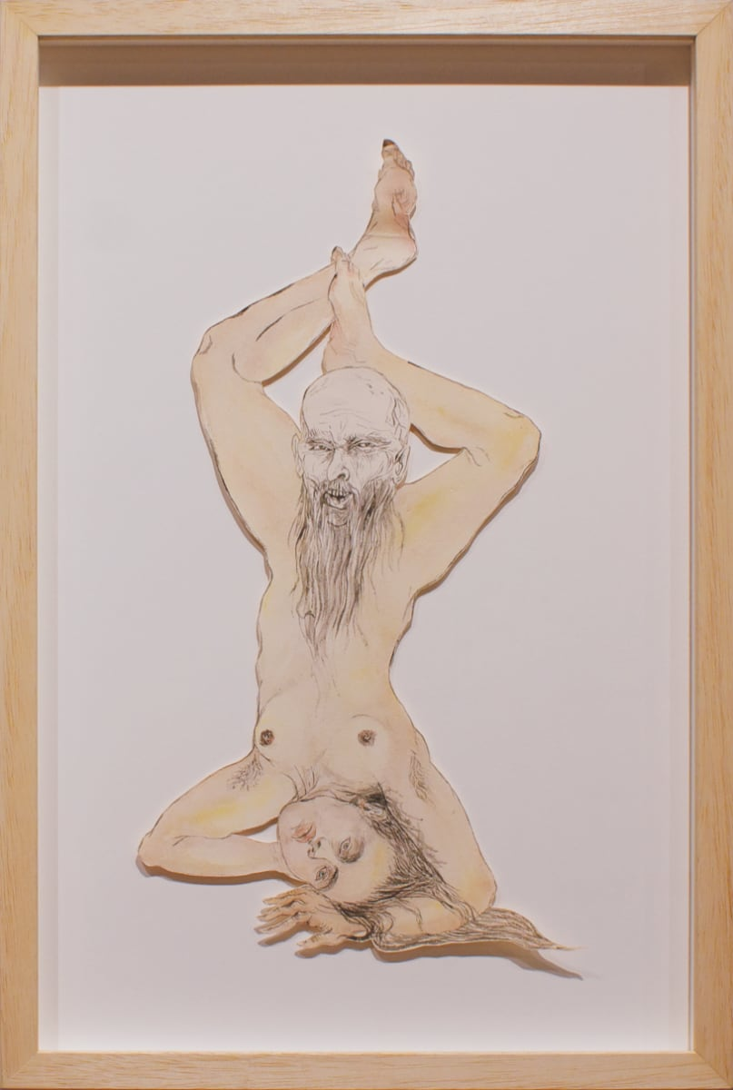 Yoga Divinations by Candice Lin