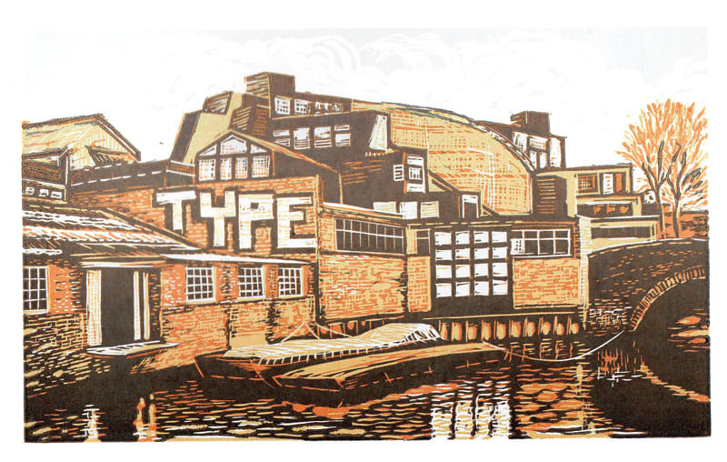 ENT095, Hoxton TYPE by Antonia Enthoven