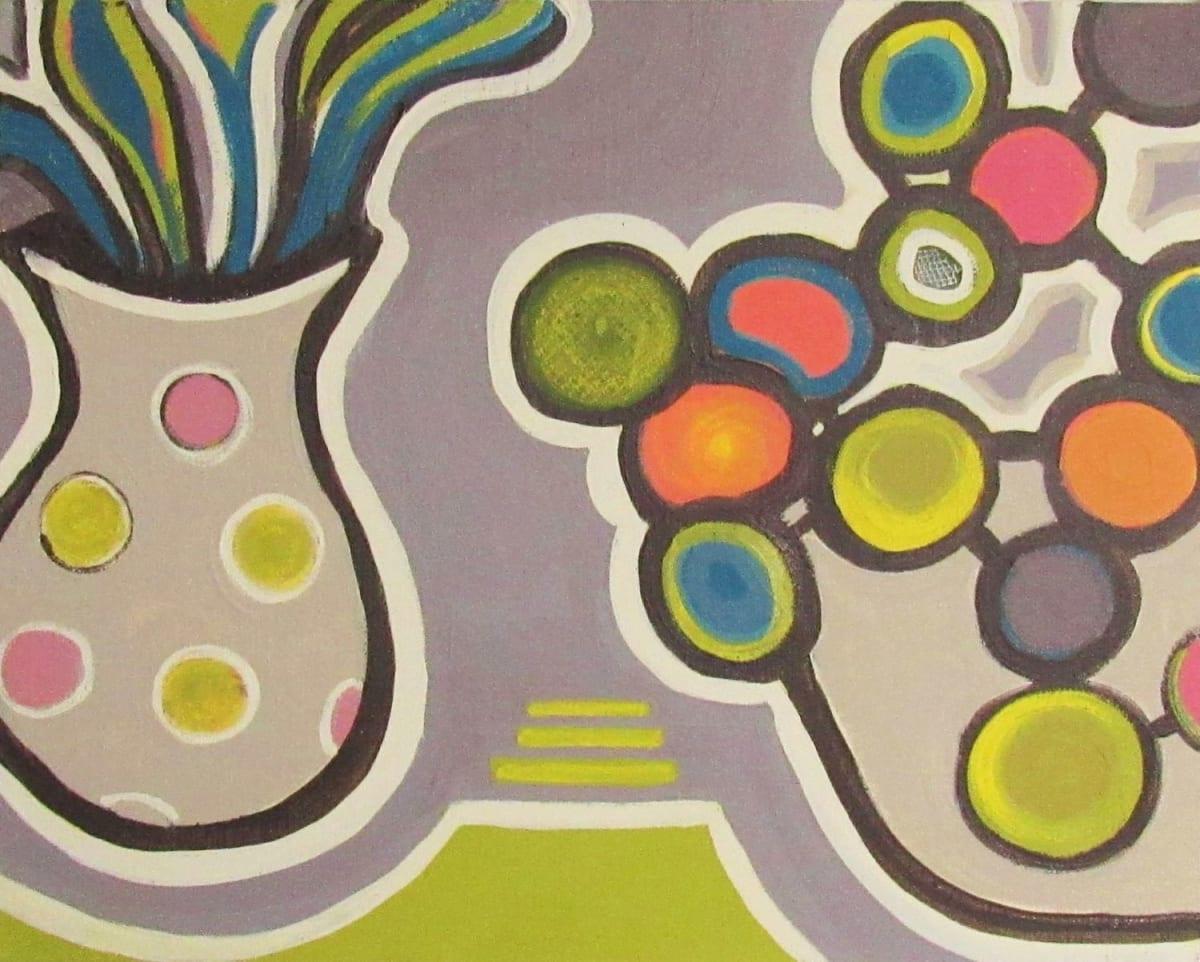 DEM229, All the colours of the rainbow by Sarah De Mattos