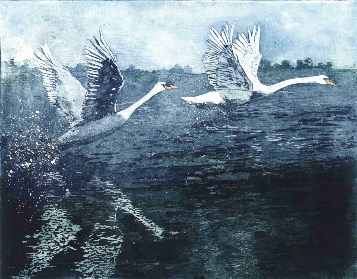 LON157, Take Off by Claire Longley