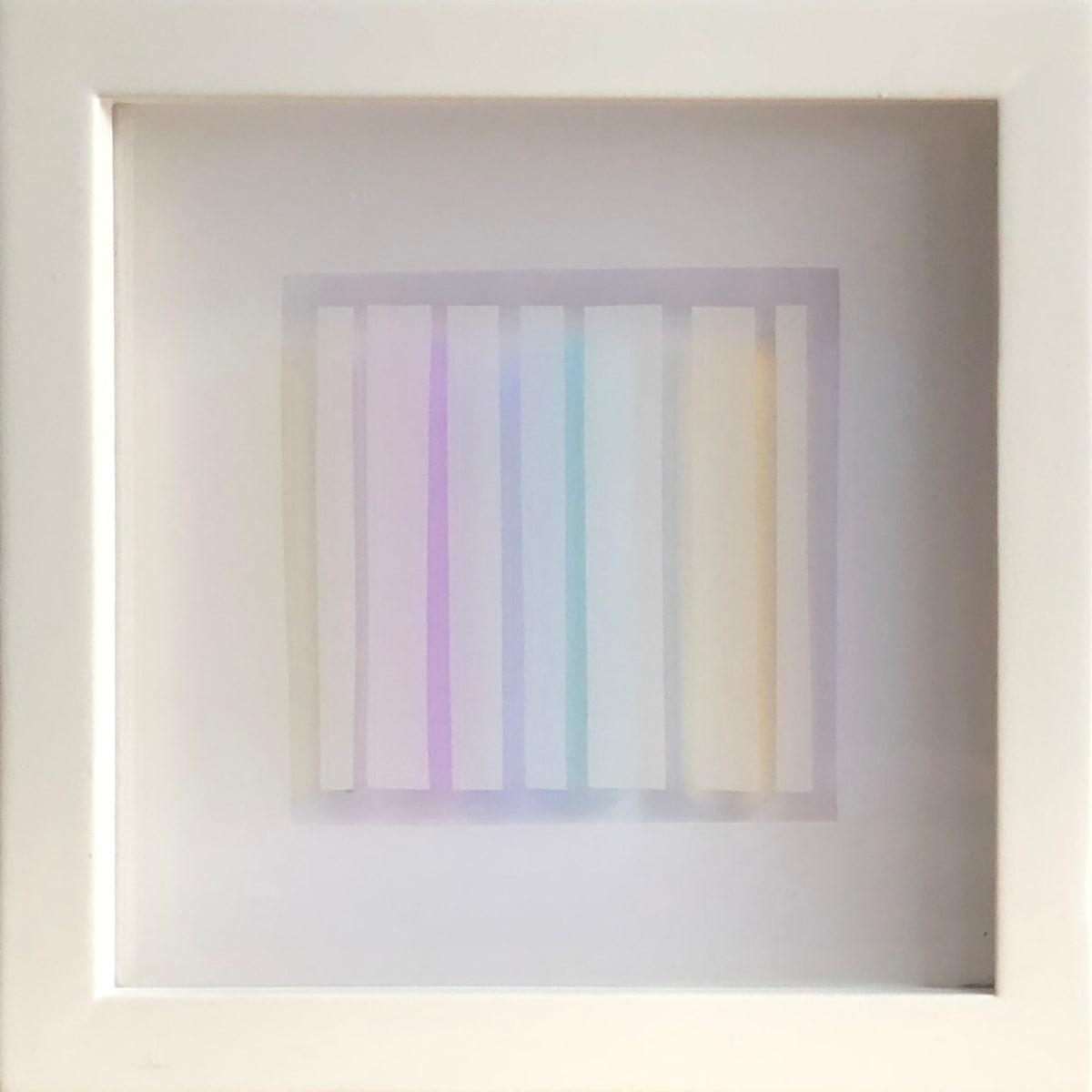 PAX218, Colour Stripes IV by Hildegard Pax