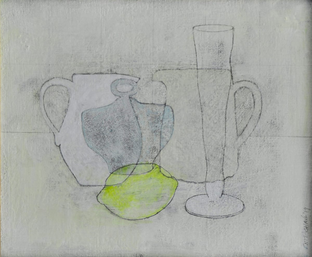 CHA182, Still Life No.4 by Paul Chave - Painting