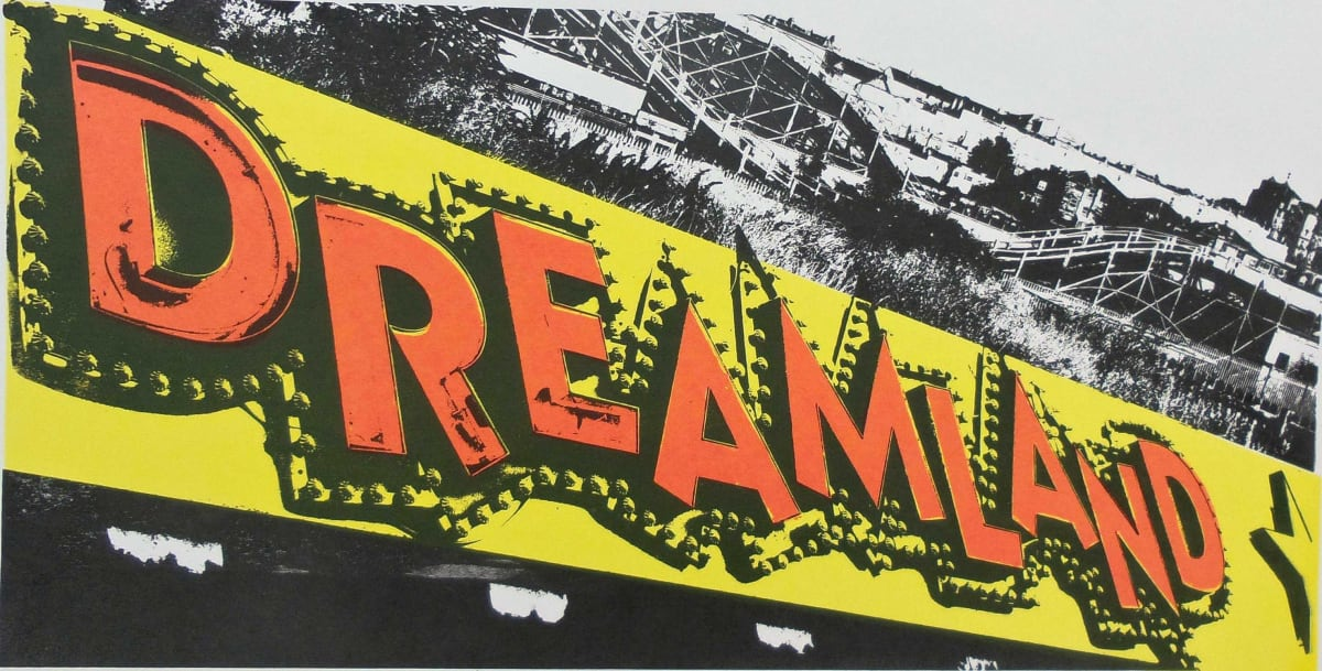 MCD123, Dreamland by Ruth McDonald