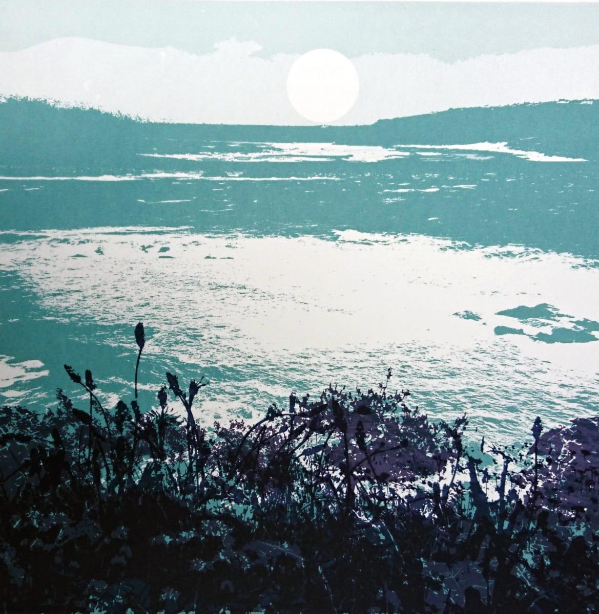 MCD153, Shoreline 3 by Ruth McDonald