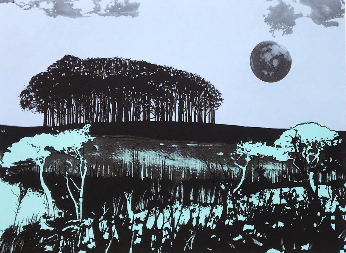 MCD163, Seeking New Landscapes by Ruth McDonald