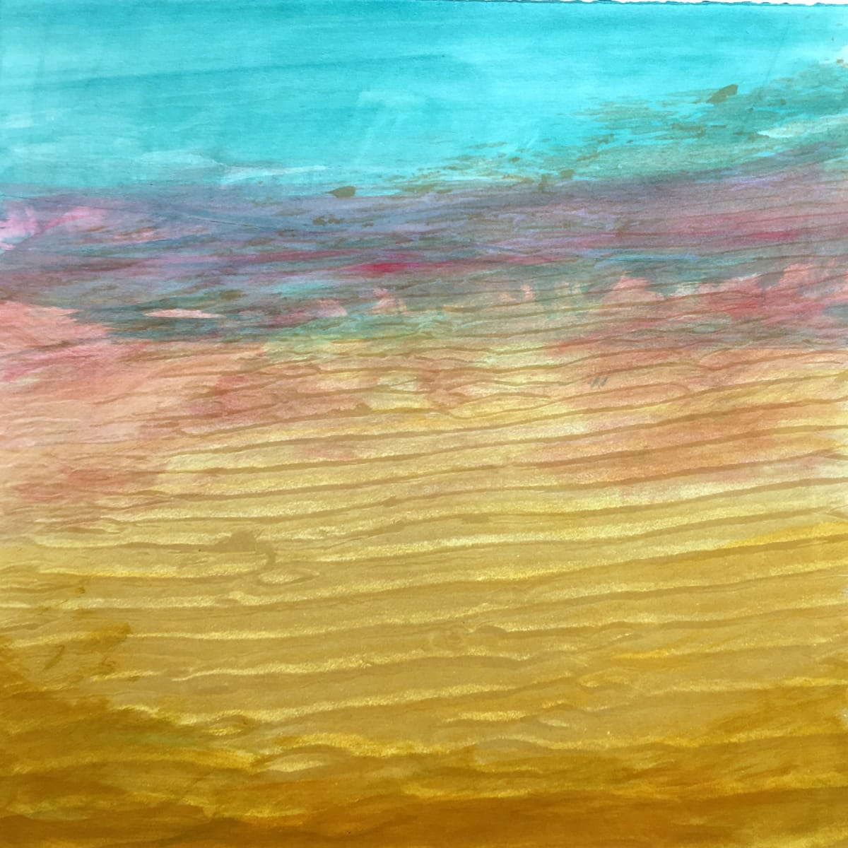 MCD105, Ripples in the Sand by Ruth McDonald