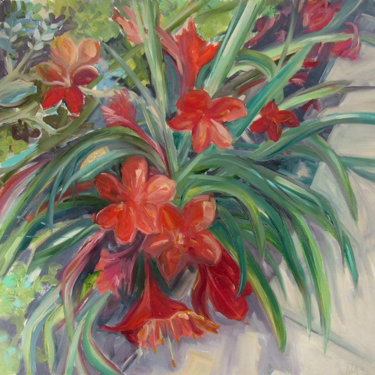 DEM203,  Botanic Beauty 4 by Sarah De Mattos