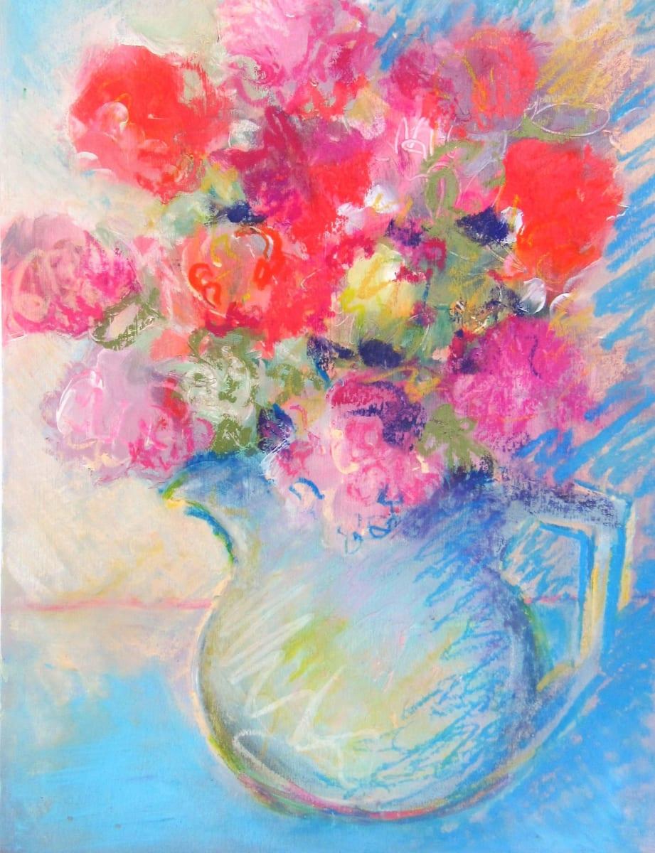 DEM204,  Summer Blooms by Sarah De Mattos