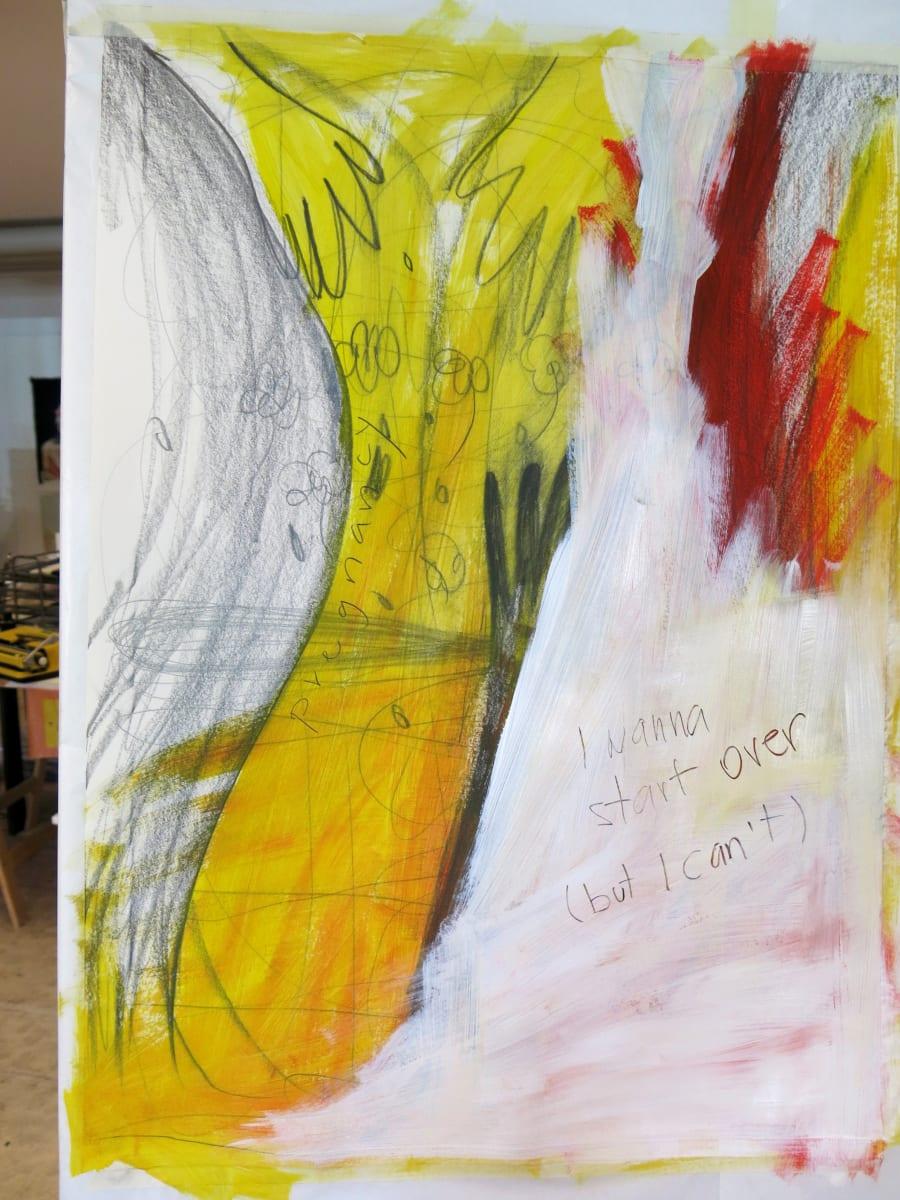 """I wanna start over (but I can't)"" by Alejandra Jean-Mairet"