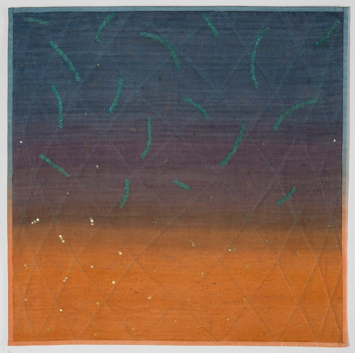 Sky Grid 2 / Violet