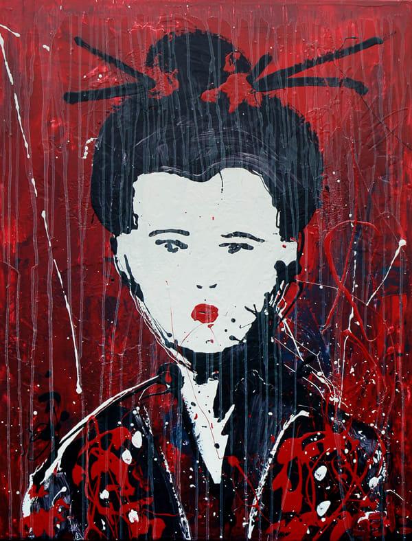 The Geisha by GENE