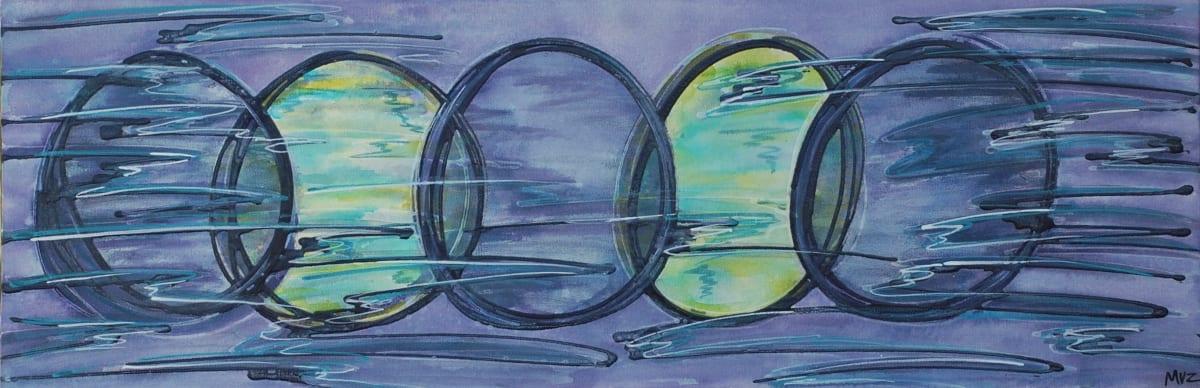 Searching Within by Melynda Van Zee