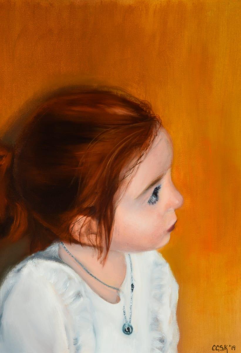 Miriam I by Carolyn Kleinberger