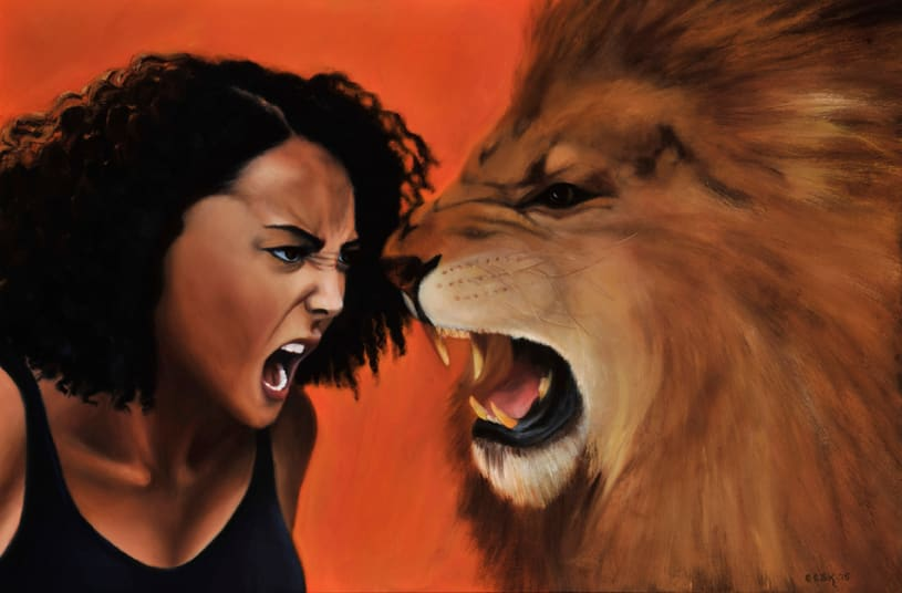 Fearsome and Fearless by Carolyn Kleinberger
