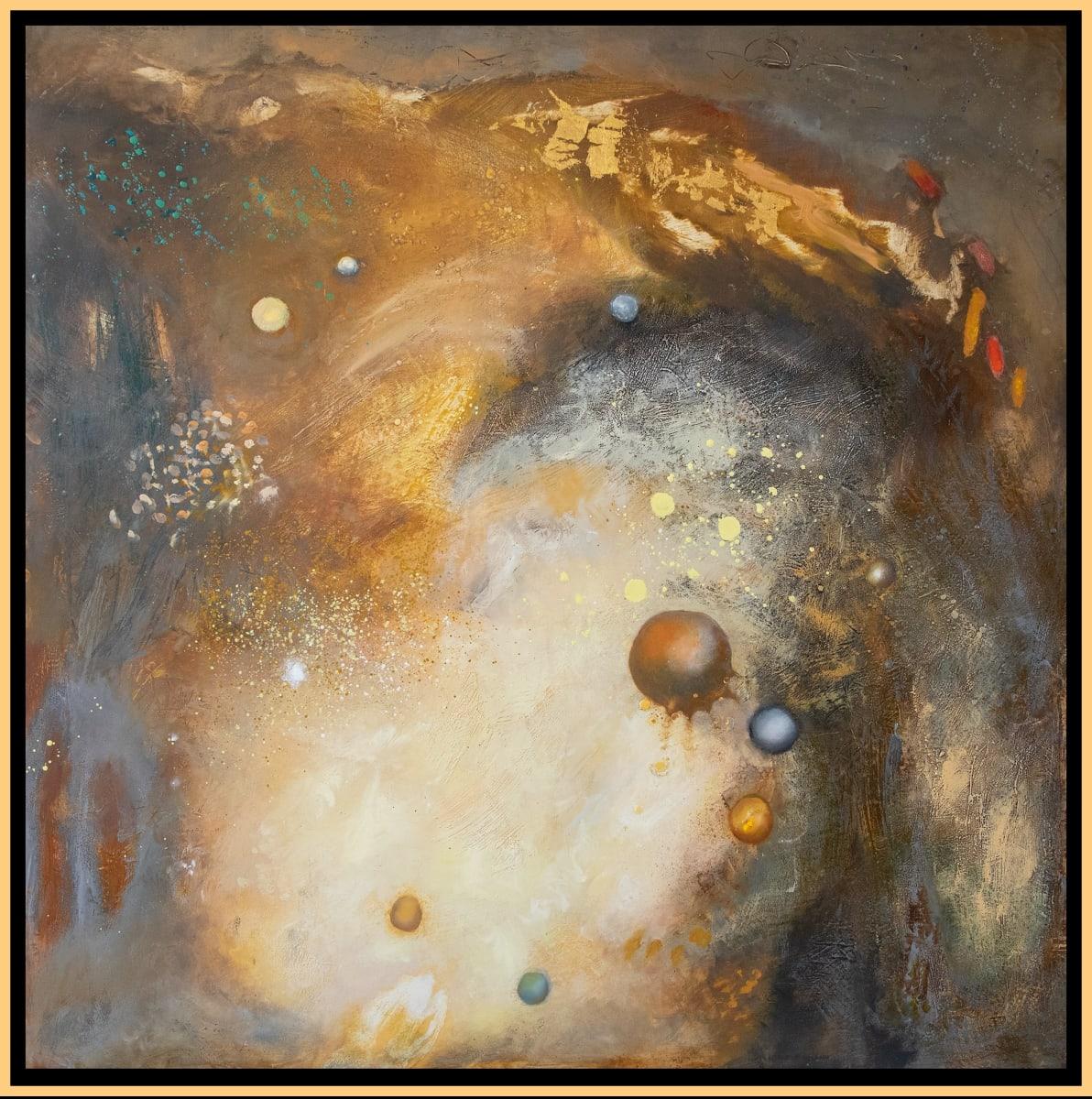Celestial Cousins by Leslie Neumann