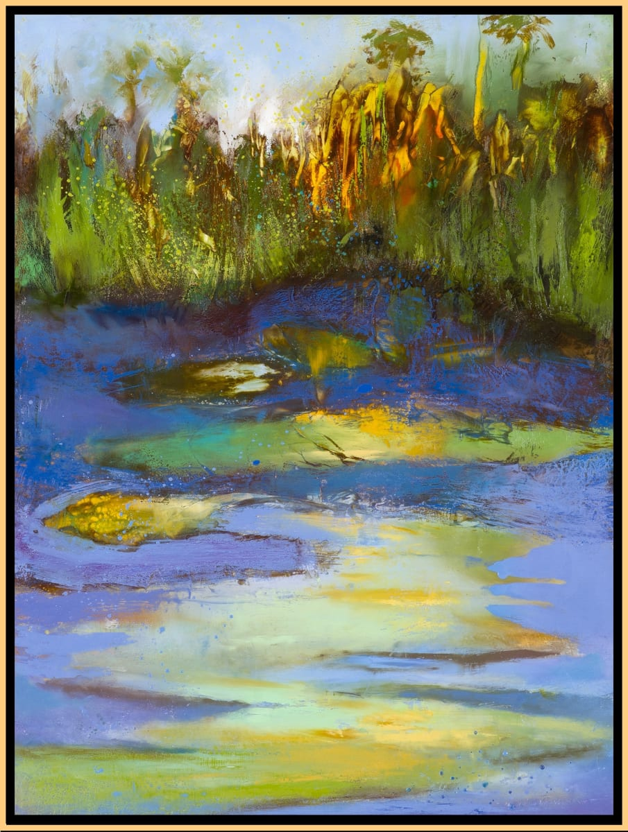 Reflections 39 by Leslie Neumann