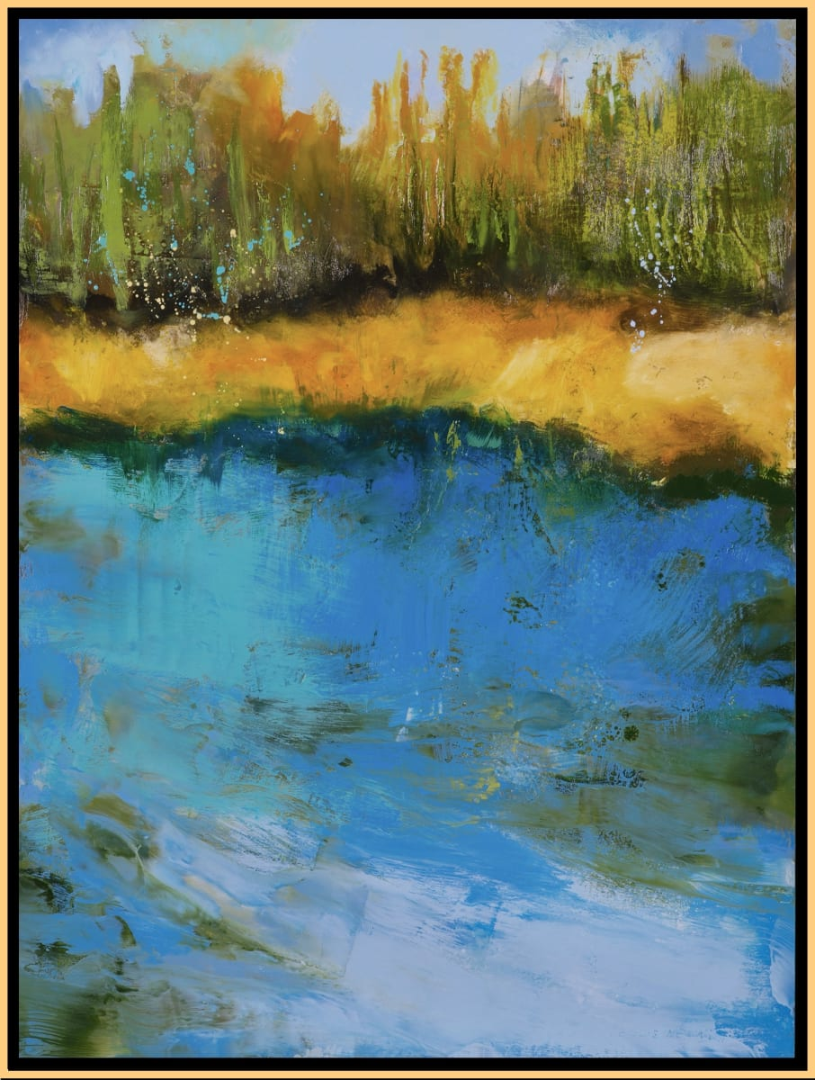 Reflections 42 by Leslie Neumann