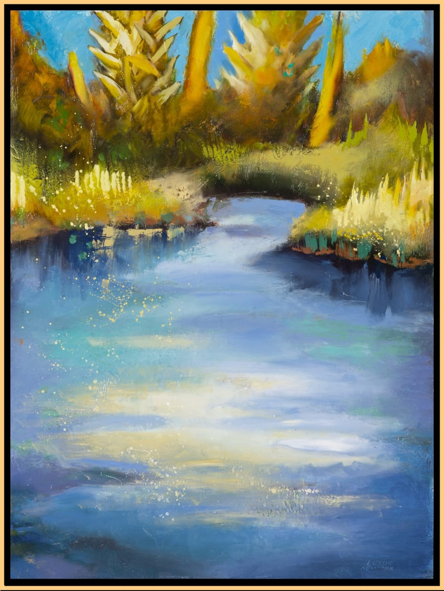 Reflections 43 by Leslie Neumann