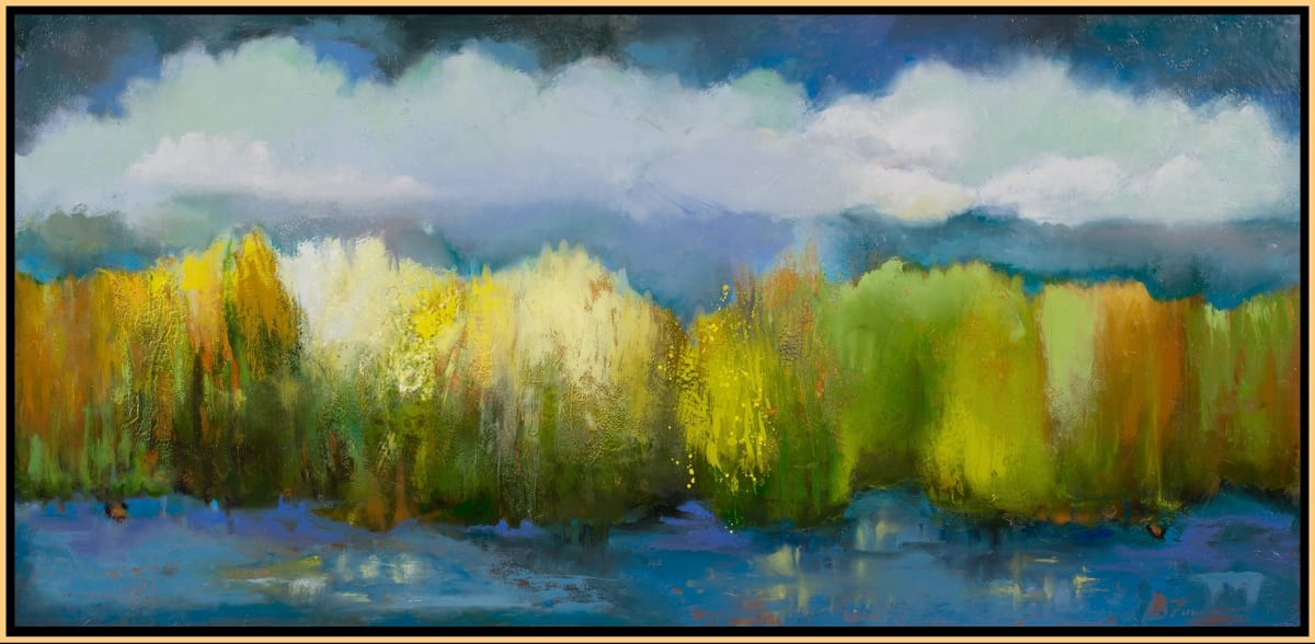 Reflections 52, Sea Fog by Leslie Neumann